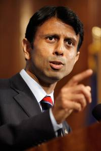 Louisiana Governor Bobby Jindal Speaks In Washington