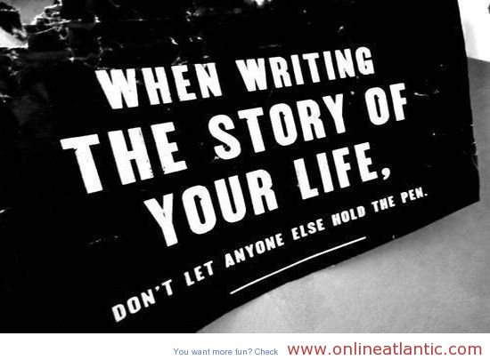 Your-life-is-alse-a-story-inspirational-quotes