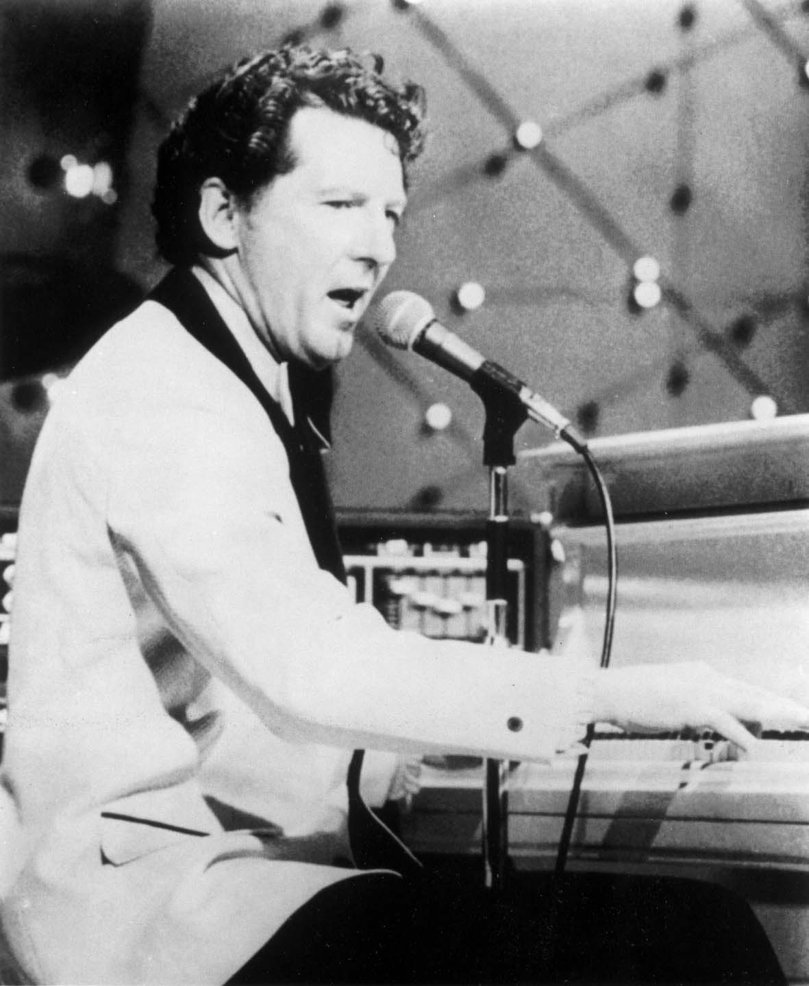 Life's Pla... Great Balls Of Fire- Jerry Lee Lewis