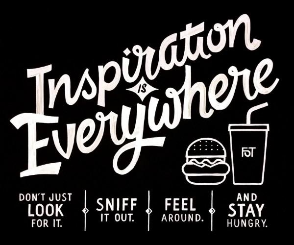 4_inspiration-is-everywhere-typography-cool-hamburger-branding-600x500
