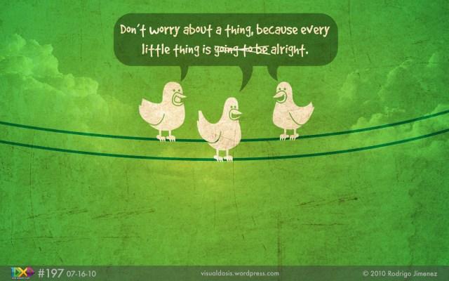 three little birds bob marley 5