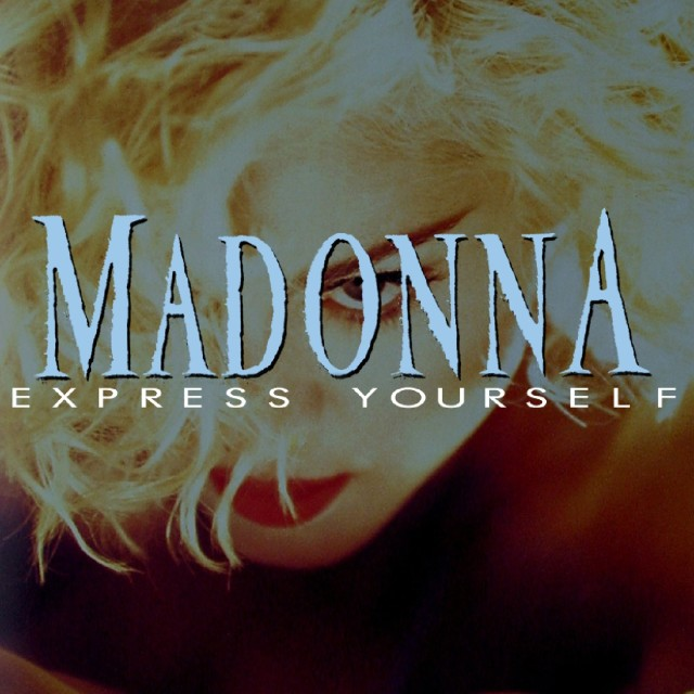 00_ Express Yourself US Promo A