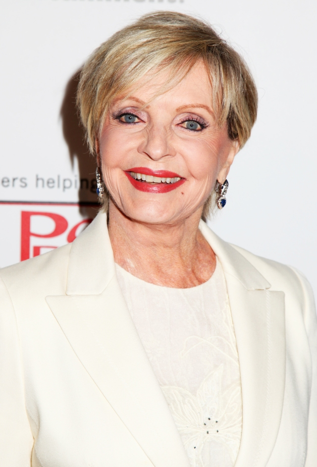 BEVERLY HILLS, CA - MARCH 30:  Actress Florence Henderson attending the Professional Dancers Society's 27th Annual Gypsy Award Luncheon at The Beverly Hilton Hotel on March 30, 2014 in Beverly Hills, California.  (Photo by Paul Redmond/WireImage)